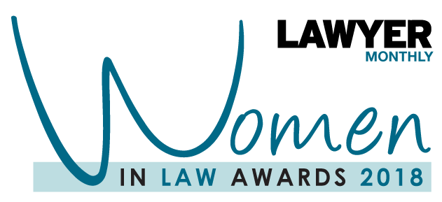 Lawyer Monthly - Women in Law Awards 2018